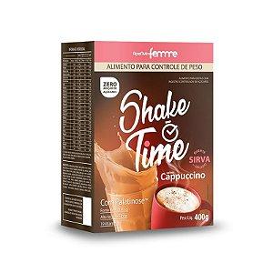 Shake Time Substituto de Refeição Apisnutri 400g Cappuccino