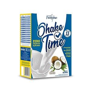 Shake Time Substituto de Refeição Apisnutri 400g Coco