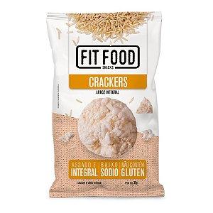 Cracker de Arroz Natural Fit Food 30g