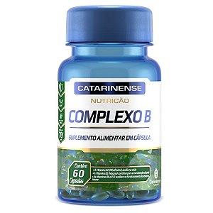 Complexo B Catarinense Pharma 60 Cápsulas