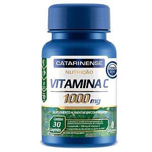 Vitamina C Catarinense 1000mg 30 comprimidos