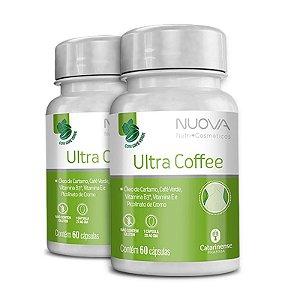 Kit 2 Nuova Ultra Coffee Catarinense 60 cápsulas