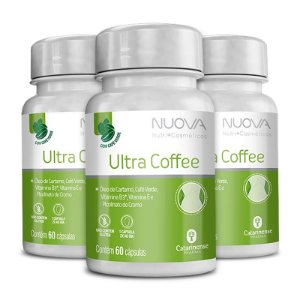 Kit 3 Nuova Ultra Coffee Catarinense 60 cápsulas