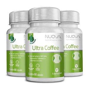 Kit 3 Nuova Ultra Coffee Catarinense 60 cápsulas