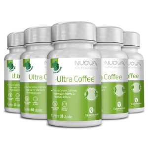 Kit 5 Nuova Ultra Coffee Catarinense 60 cápsulas