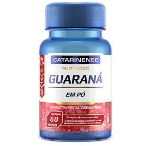Guaraná Catarinense Pharma 60 comprimidos