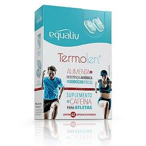 Termolen Cafeína Equaliv 62 cápsulas gelatinosas