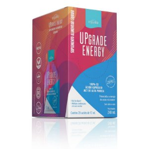Upgrade Energy MCT C8 Equaliv 20 sachês