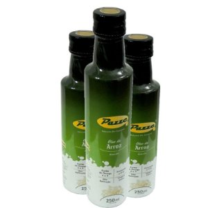 Kit 3 Óleo de Arroz Pazze 250ml