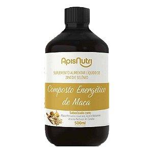 Composto Energético de Maca Peruana Apisnutri 500ml