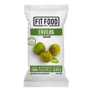 Snack Ervilha Wasabi FIT FOOD 30g