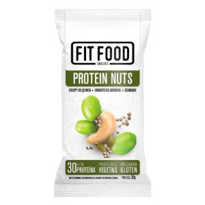 Snack Protein Nuts FIT FOOD 30g