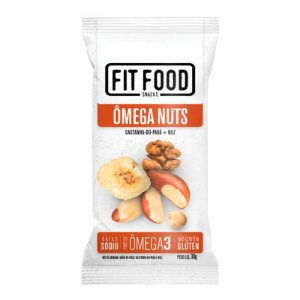 Snack Ômega Nuts FIT FOOD 30g