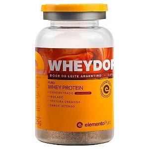 Wheydop X Whey Protein Monodose Elemento Puro 25g Doce de Leite Argentino