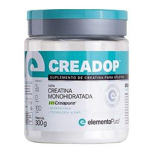 Creadop Creapuro Creatina Monohidratada Elemento Puro 300g