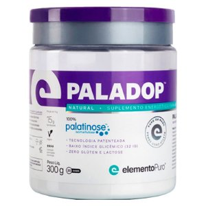 Paladop Palatinose Elemento Puro 300g Natural