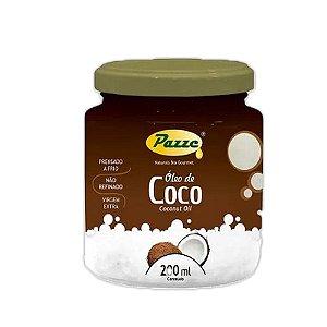 Óleo de Coco 200ml Pazze