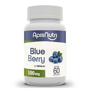Farinha de Blueberry Apisnutri 60 cápsulas