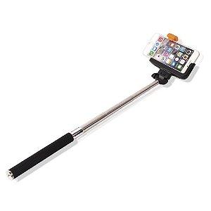 Bastão para Fotos Selfie Stick Ajustável Multilaser - AC269