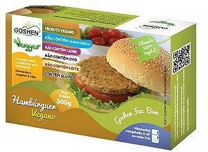 Hambúrguer Vegano - 300g