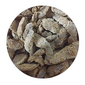 Tiras de Soja Temperadas - Granel ( R$5,60/100g )