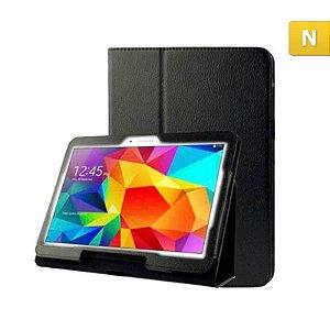 Capa Protetora Dobrável com Suporte Samsung Galaxy Tab III Preto