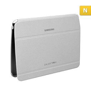 "Capa Protetora 10.1""Dobrável com Suporte Samsung Galaxy Tab III Branco"