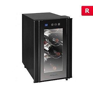 Adega Climatizada Easy Cooler 8 Garrafas 127V 4092640045