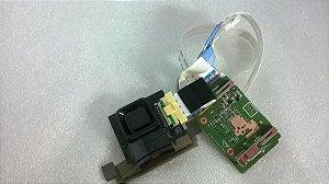 Botão Power Sensor E Módulo Wifi Tv Lg 43lh5700