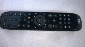Controle Remoto Original Tv Led Aoc Le32d1440