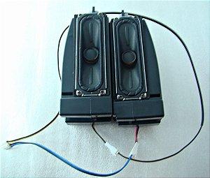 Alto Falantes Tv Samsung Un48h4203a6      Novo