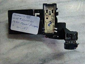 Botão Power E Função Wifi Tv Samsung Un48j5500a6 - Widt30q