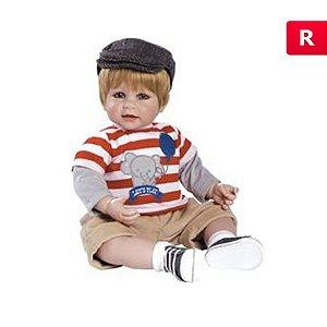 Boneca Adora Doll Let's Play - Bebe Reborn