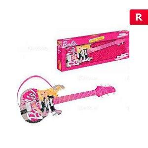 Guitarra Fabulosa Barbie
