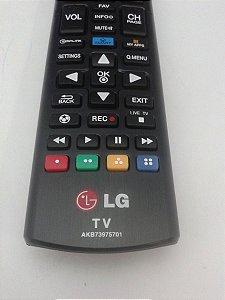 Controle Tv Lg 32lb580b Ak73975701