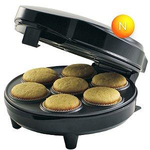 Cupcake Britânia Maker 1 1000W CK-01 Preto 220V