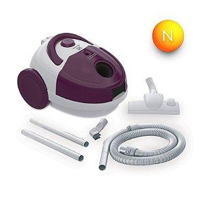 Aspirador de Pó Electrolux GO! GO101 1200W Roxo/Branco 127V