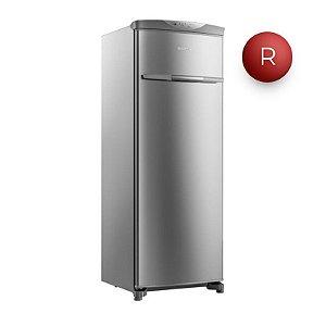Freezer Vertical Brastemp 228L Frost Free BVR28MK Platinun