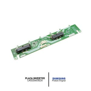 Placa Inverter Tv Samsung Ln32d403e26 - tb32hd_bsm