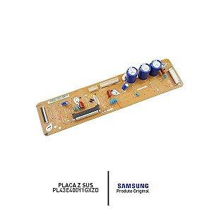 Placa Z-sus Tv Samsung Pl43e4001gxzd