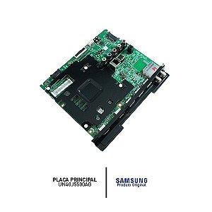 Placa Principal Tv Samsung Un40j5500ag Frete Grátis