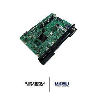 Placa Principal Tv Samsung Un43j5200ag