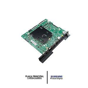 Placa Principal Tv Samsung Un55ku6000g Bn94-10801m