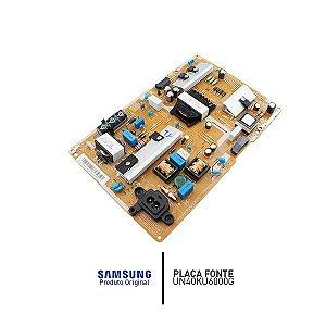 Placa Fonte Tv Samsung Un40ku6000g