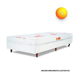 Colchão Solteiro Espuma D20 Sold Red 088x188x016 Sem Cama