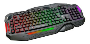 Teclado Gamer Death Machine - ELG