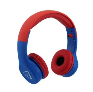 Headphone Infantil Stereo Safe Kids Spider - ELG