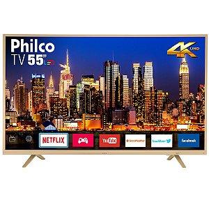 Smart TV LED 55' PTV55U21DSWNC - PHILCO