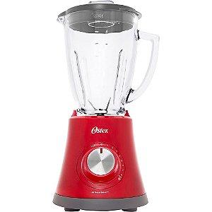 Liquidificador Super Chef Vermelho BLSTMG-RR8 - Oster