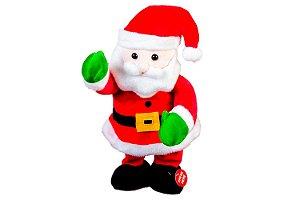 Papai Noel Animado Noel Dance - Etna